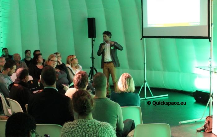 presentación en nuestra cúpula
