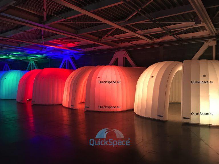 QuickSpace Office domes 7m
