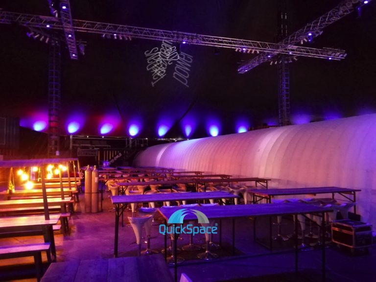 Inflatable Tunnel Structure 4